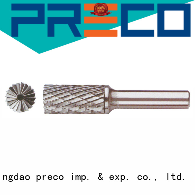 PRECO ltaper carbide ball burr inquire now for cutting metal