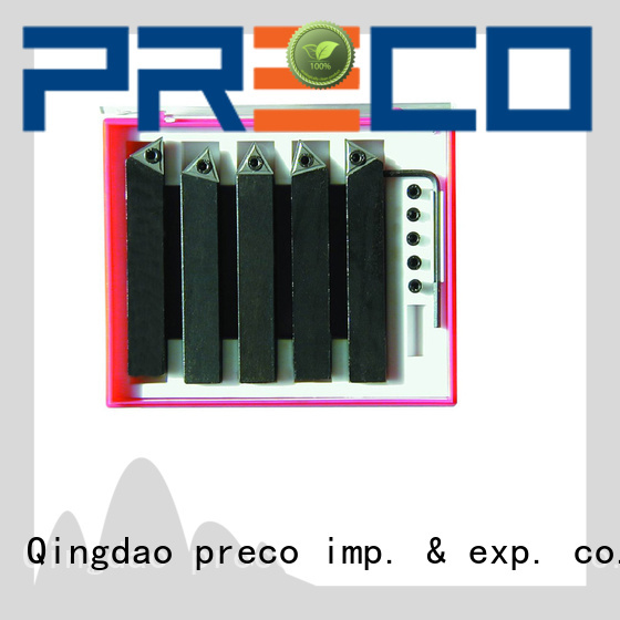 PRECO inch indexable lathe tools for business for wood turing