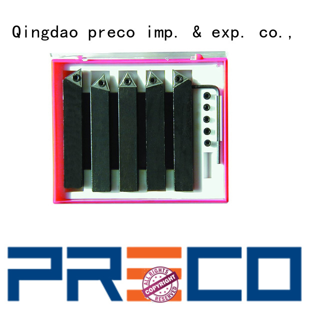 PRECO best metal lathe tools company for wood turing