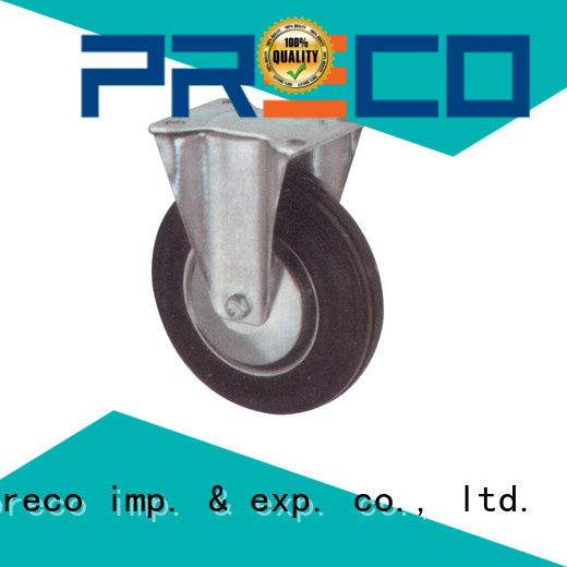 PRECO hot recommended rubber wheels for car