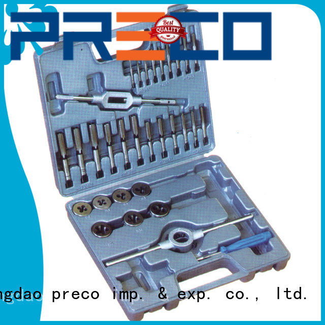 taps tool and die set for workshop PRECO