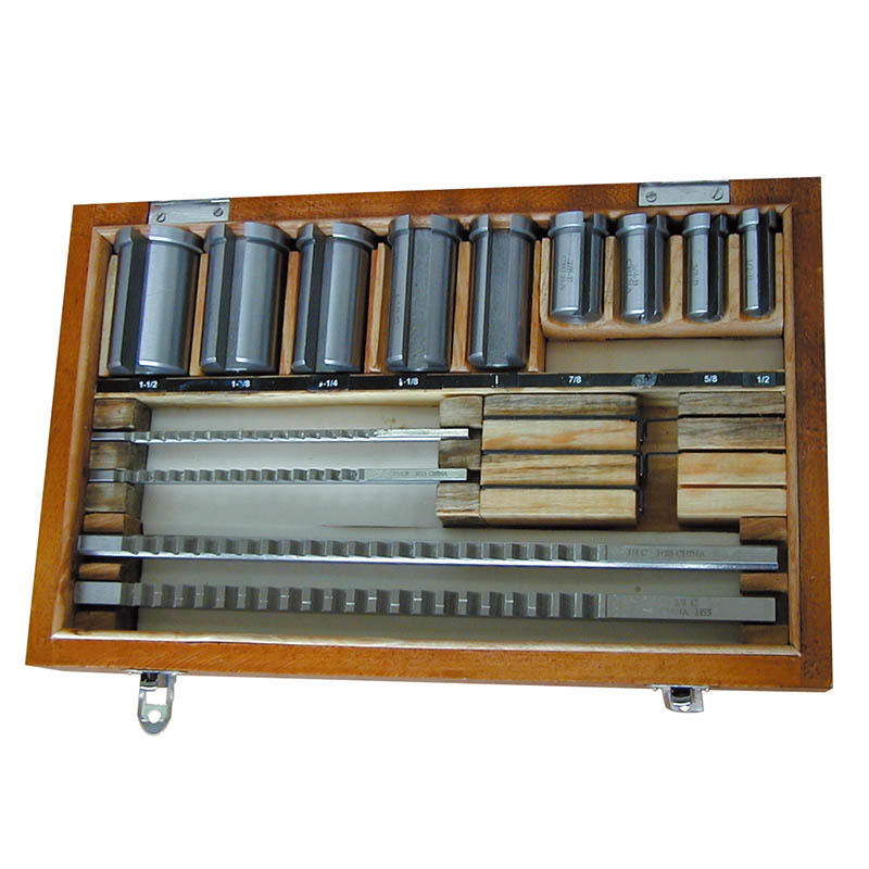 cnc broach tools keyway for Scaffold PRECO-3
