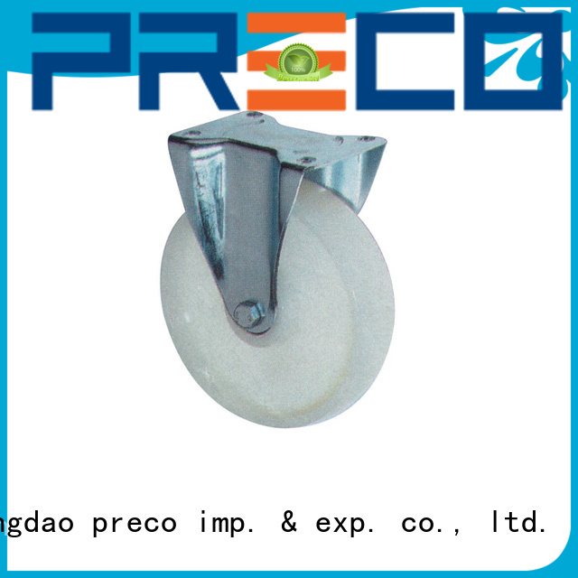 PRECO caster trolley wheels quick transaction For Hospital
