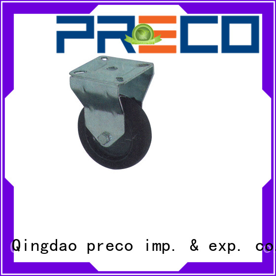 PRECO brake industrial wheels manufacturers For Hospital
