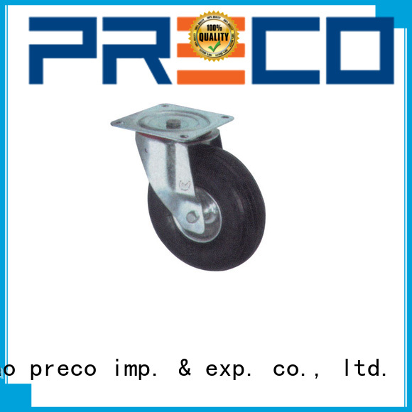 swivel casters poly manufacturer For Furniture Wheels