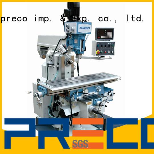horizontal milling machine mutipurpose online for Metal Working