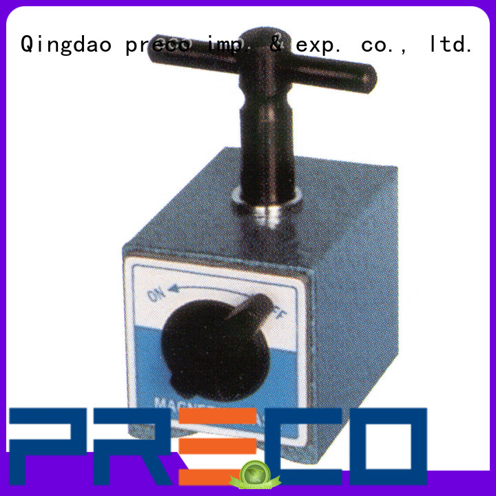 PRECO high-quality dial stand quick transaction for dial test indicators
