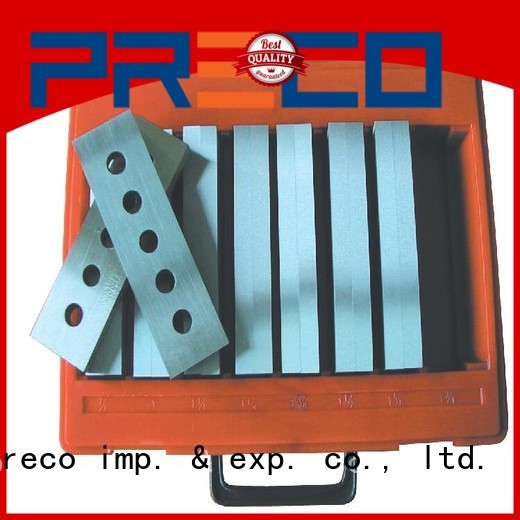 PRECO latest machinist parallels supply