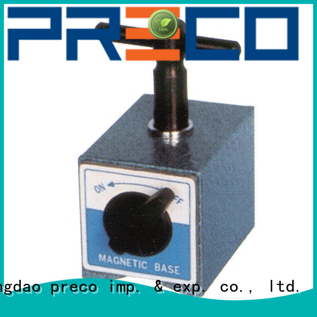 stand magnetic base for dial indicators PRECO