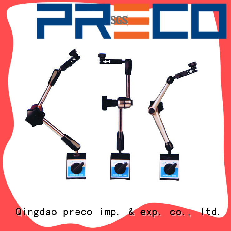 PRECO quicklock magnetic base order now for dial indicators