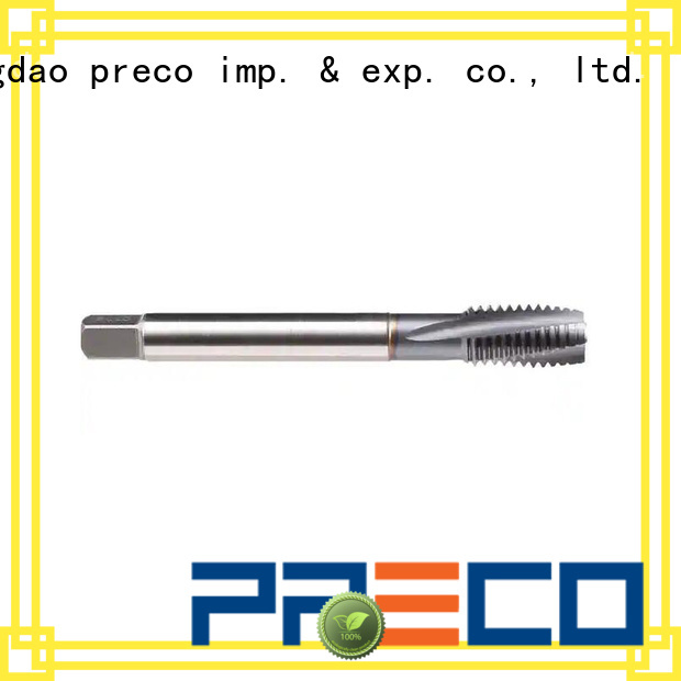 PRECO taps for less manufacturers for Metal Working