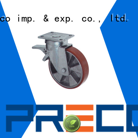 PRECO iron trolley wheels trader For Hospital
