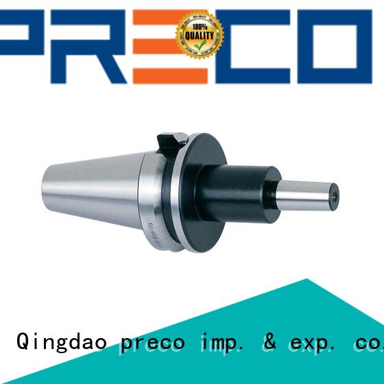 PRECO latest drill chuck arbor factory for lathe