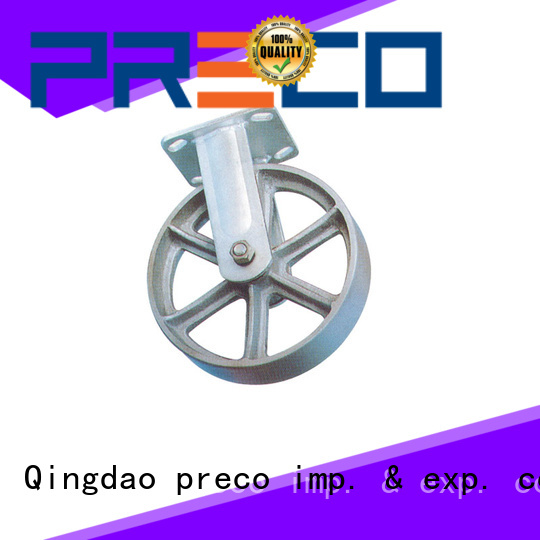 PRECO body swivel caster wheels China Factory For Furniture Wheels