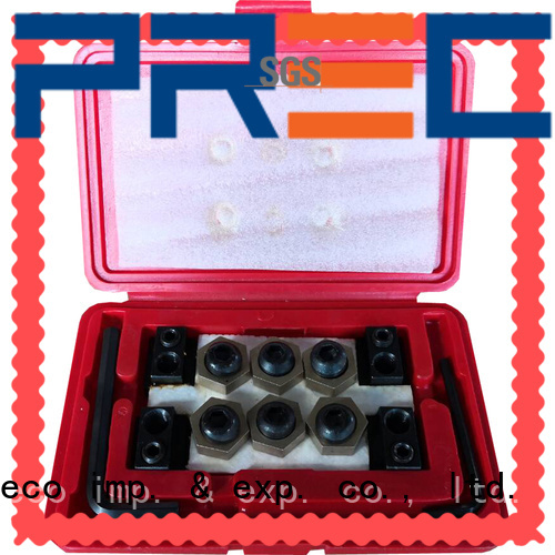 PRECO 5 star services t slot clamping kit manufacturers