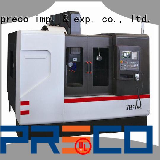 hot-sale vertical cnc milling machine center China manufacturer for machine center
