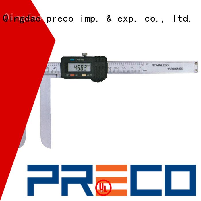PRECO vernier digital measuring calipers factory for warehouse