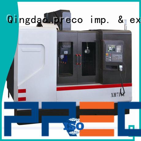 PRECO xh716cl vertical cnc machine for machine center