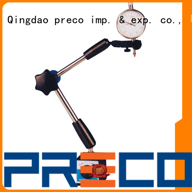 PRECO best dial indicator base for business for dial indicators