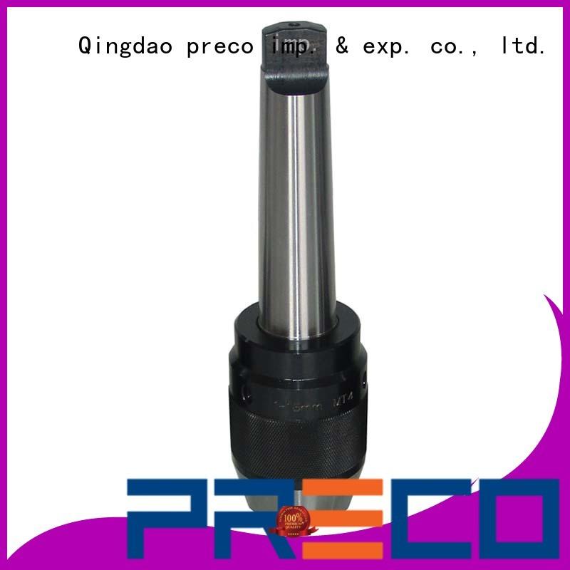 PRECO machine lathe drill chuck for lathe