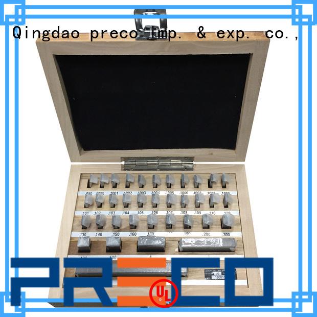 PRECO solid ceramic gauge blocks for Caliper