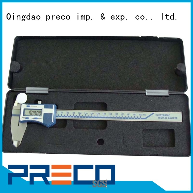 PRECO calipers digital caliper set source now for warehouse