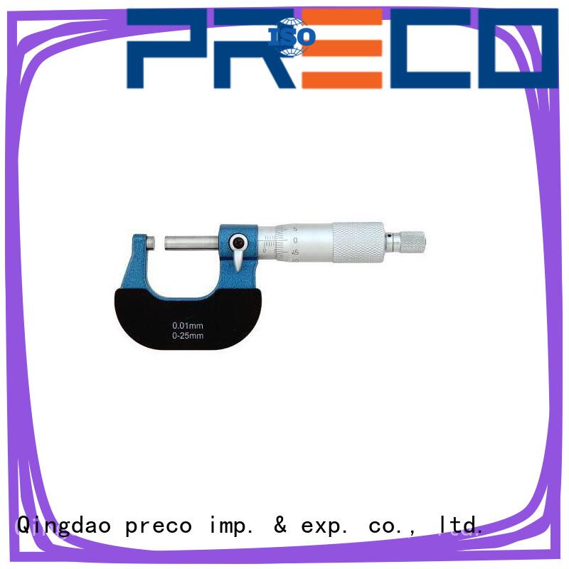 PRECO anvils micrometer measurement tool for business
