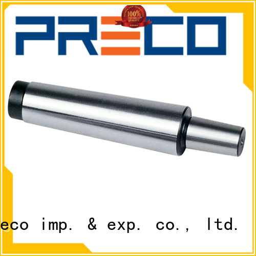 PRECO r8 drill chuck arbor from China for lathe