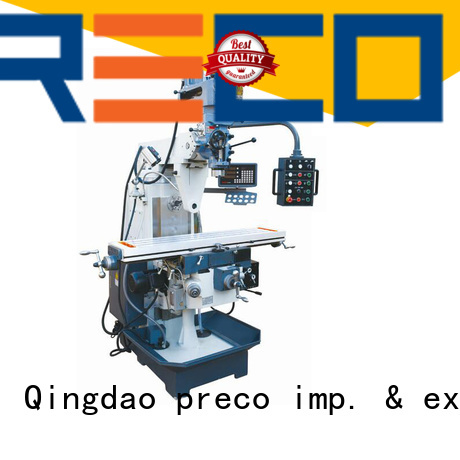 PRECO best cnc turret milling machine inquire now for metal