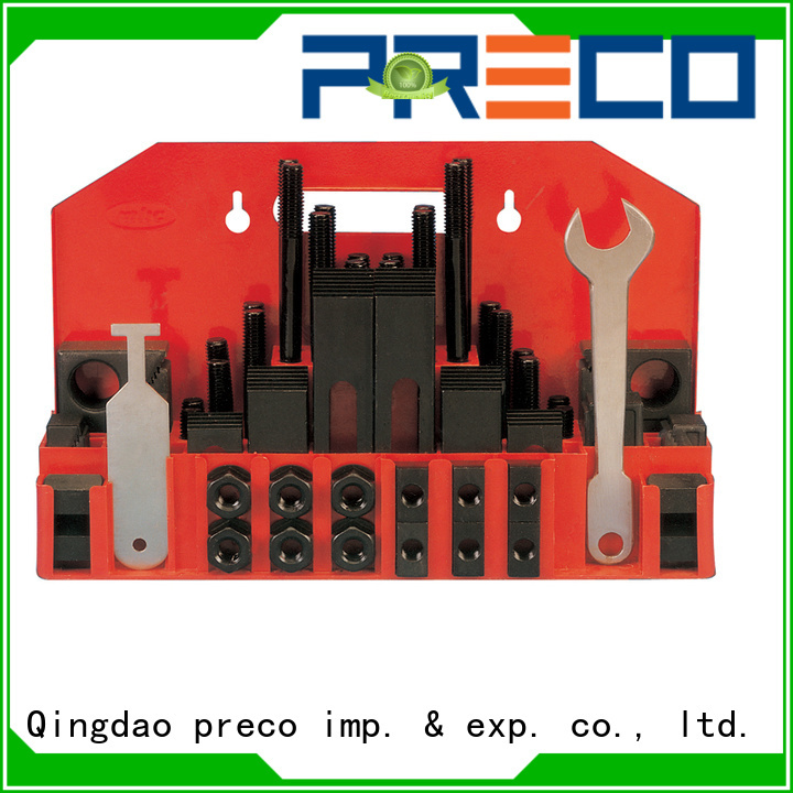 PRECO kits machinist clamping kit supply
