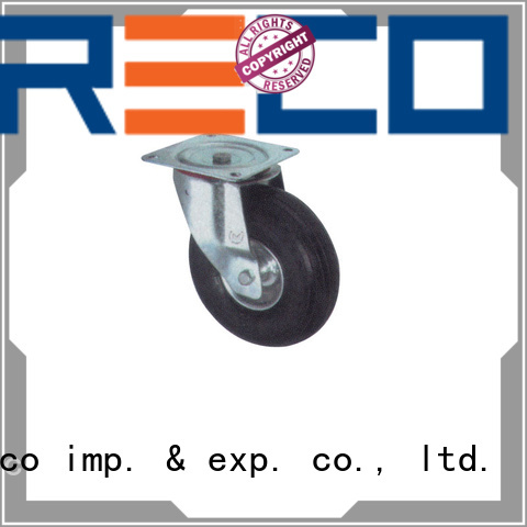 PRECO natural industrial casters quick transaction For Furniture Wheels