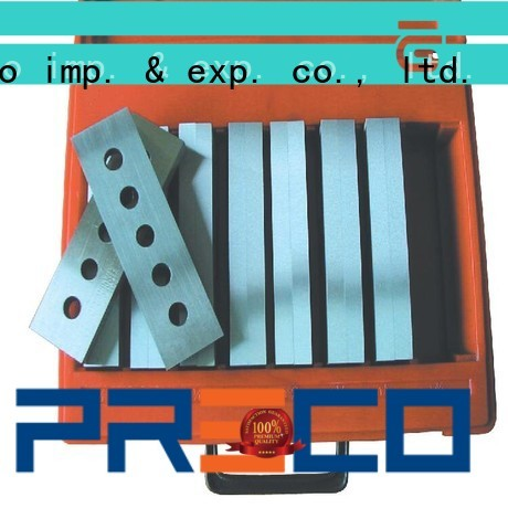 PRECO top precision parallels sets company for Machinist