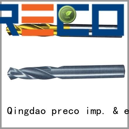 PRECO din340 silver & deming drill bit suppliers for car