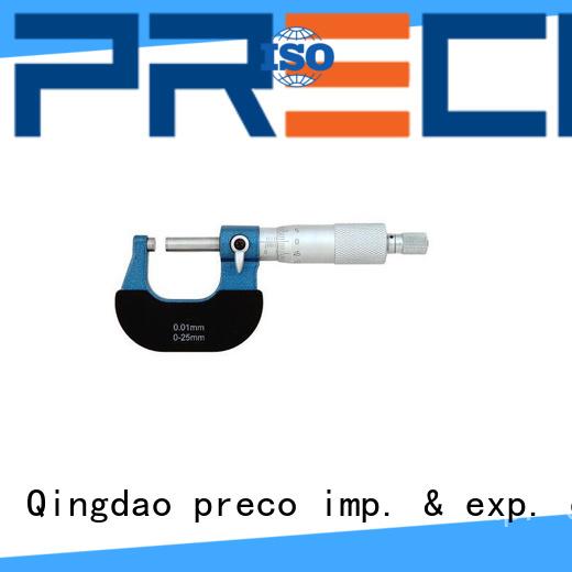 PRECO frame dial depth gauge chinese manufacturer for depth measurements