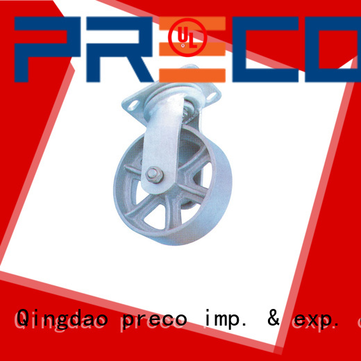 PRECO latest replacement caster wheels manufacturers for Scaffold