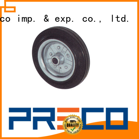PRECO rubber heavy duty casters trader for car
