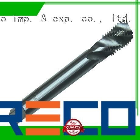 PRECO plug tap vs taper company for machine