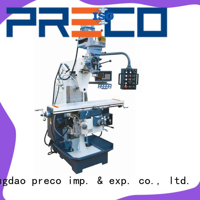 PRECO best mini milling machine for Metal Working