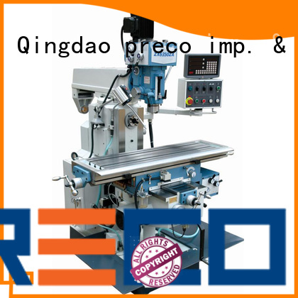 PRECO milling cnc milling machine supply for Metal Working