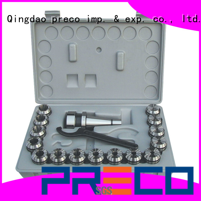 PRECO er milling machine collet factory for cnc lathe