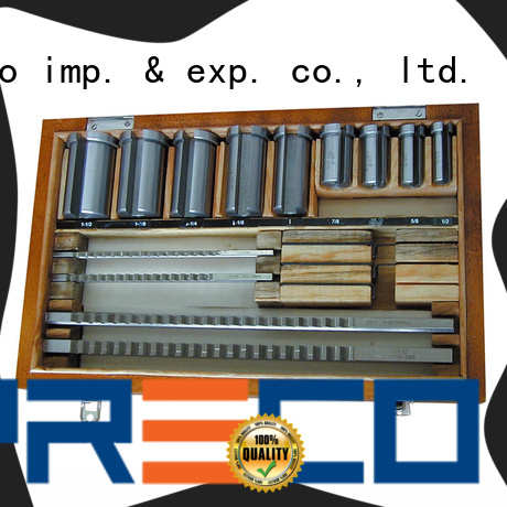 PRECO broach keyway broaching tool supply for Scaffold