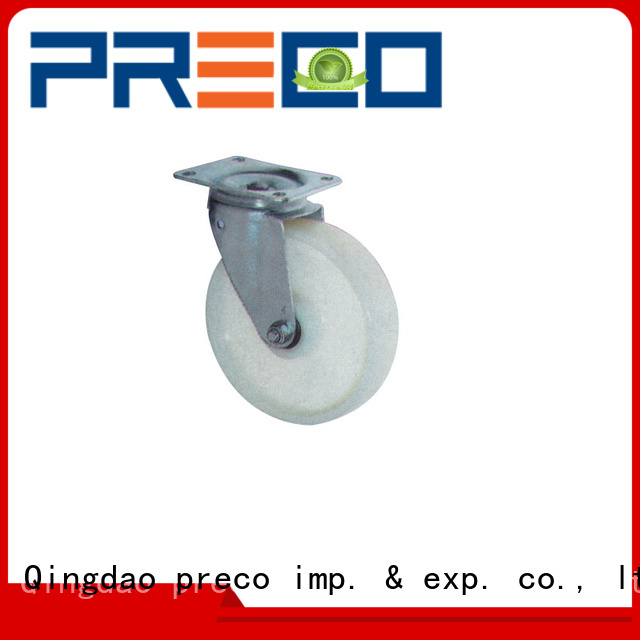 PRECO polyamid heavy duty caster wheels supply For Furniture Wheels