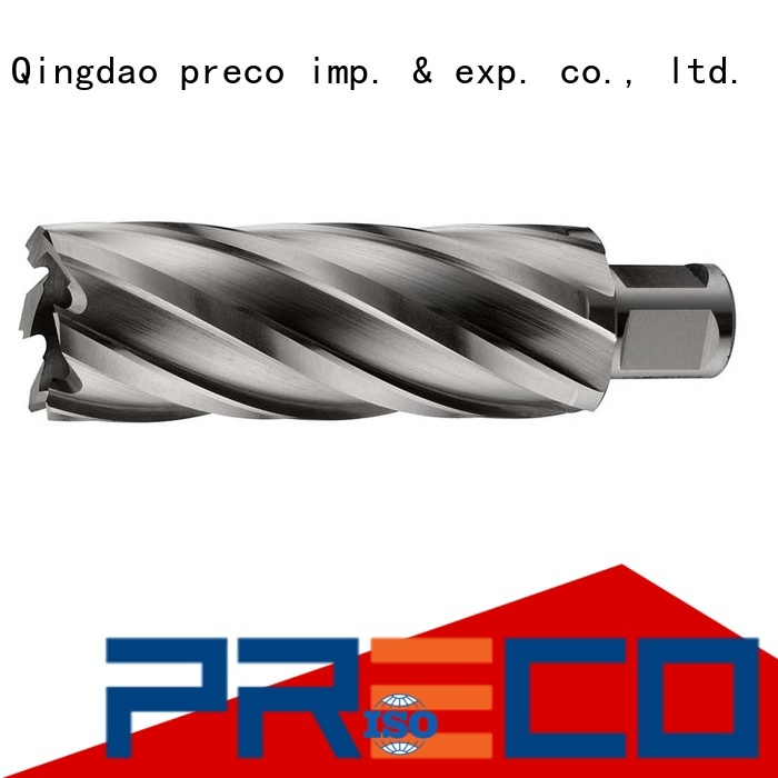 PRECO 100% quality annular cutters for sale annular for machining operation