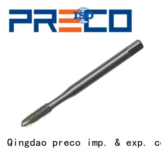 PRECO osg spiral flute taps for workshop