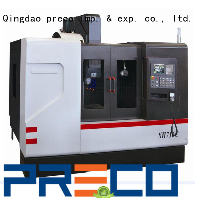 xh716cl machining center for automotive industry PRECO