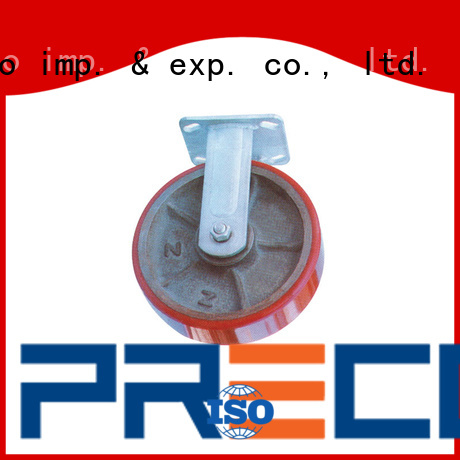 PRECO stable supply industrial caster wheels company For Furniture Wheels