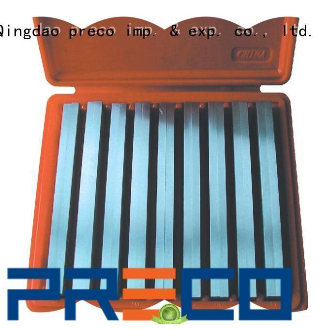 PRECO hot-sale precision parallels manufacturer