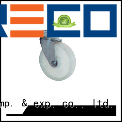 PRECO rubber heavy duty casters manufacturer for car