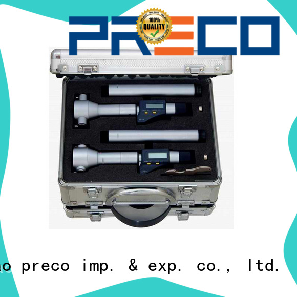 PRECO inside inside micrometer set factory price engineering