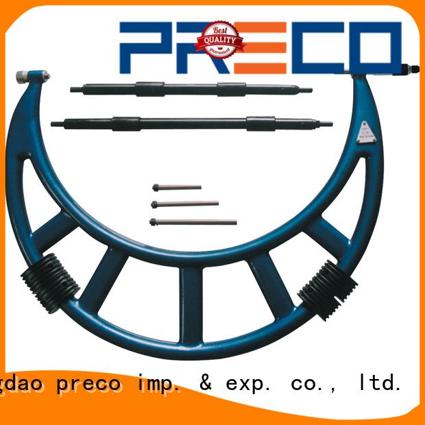 PRECO ratchet hole micrometer factory